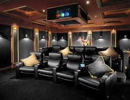Dark Home Theatre