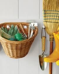 Organized Garden Shed