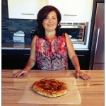 Peach Galette Recipe from the Mosaik Blog