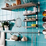 Kitchen Wall Rack