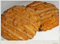 Glazed Pumpkin Spice Cookie
