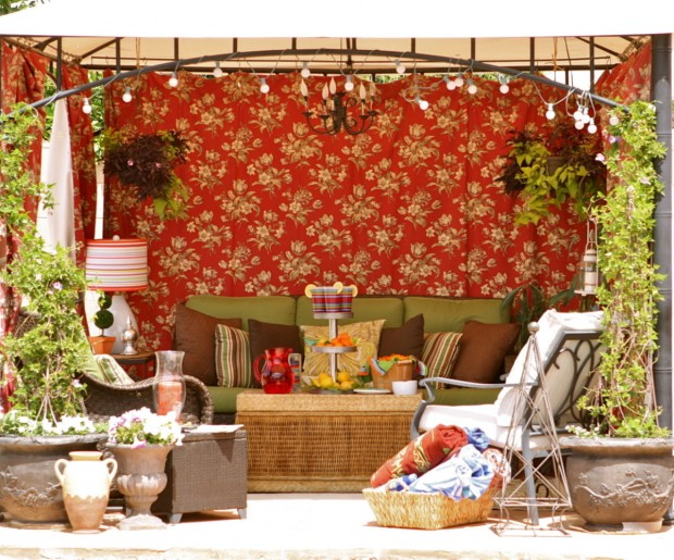 Home Design Ideas Com: Gazebo Style Ideas
