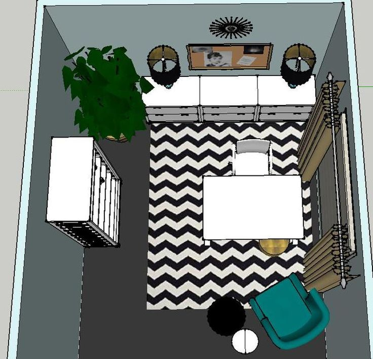 layout carlaaston.com  - View Very Small Home Office Design Ideas  Background