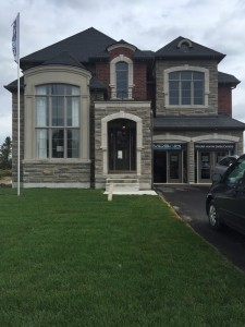 The Langley at the Vales of Humber in Brampton by Mosaik Homes