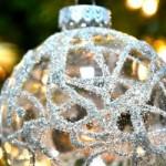 German Glass Ball Ornament