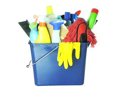 Five Must Do Spring Home Organization and Cleaning Tips!