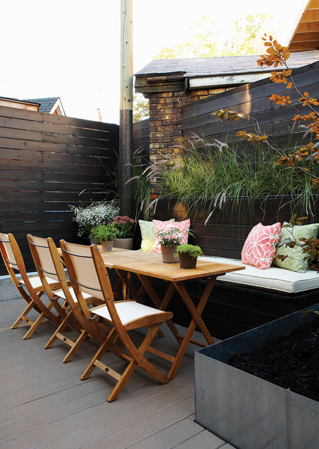 Luxury landscaping ideas