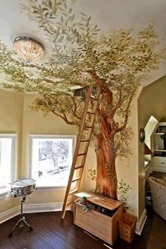 Creative Children's Room Ideas