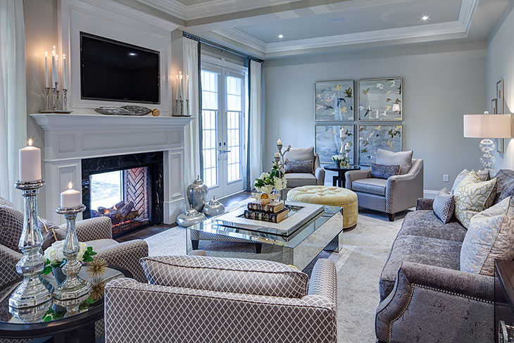 tips for a cozy family room