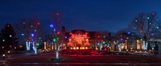Holiday lighting tips