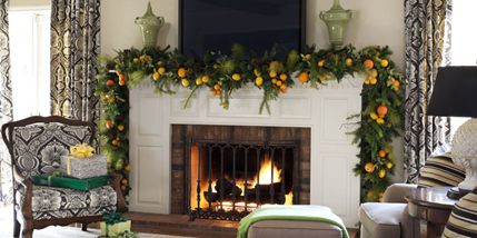 Holiday decorating ideas from celebrity designers