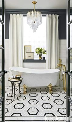 tips for an eclectic bathroom