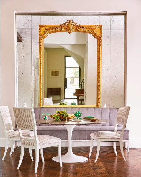 Decor Trends Then and Now